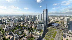 Varso Tower-kolos za trzy lata w Warszawie!