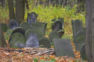 Cmentarz żydowski w Warszawie – będzie chroniony za niebotyczną sumę!