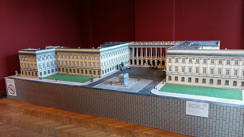 pałac saski w warszawie