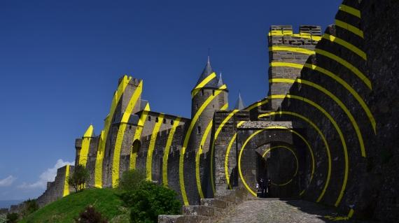 fortyfikacje carcassonne