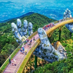 Niezwykły most architektura jak rzeźba – można się tylko zachwycać!