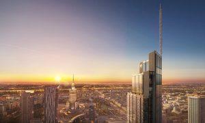 Najwyższy budynek w Polsce – Warszawie i Unii Europejskiej. Varso Tower