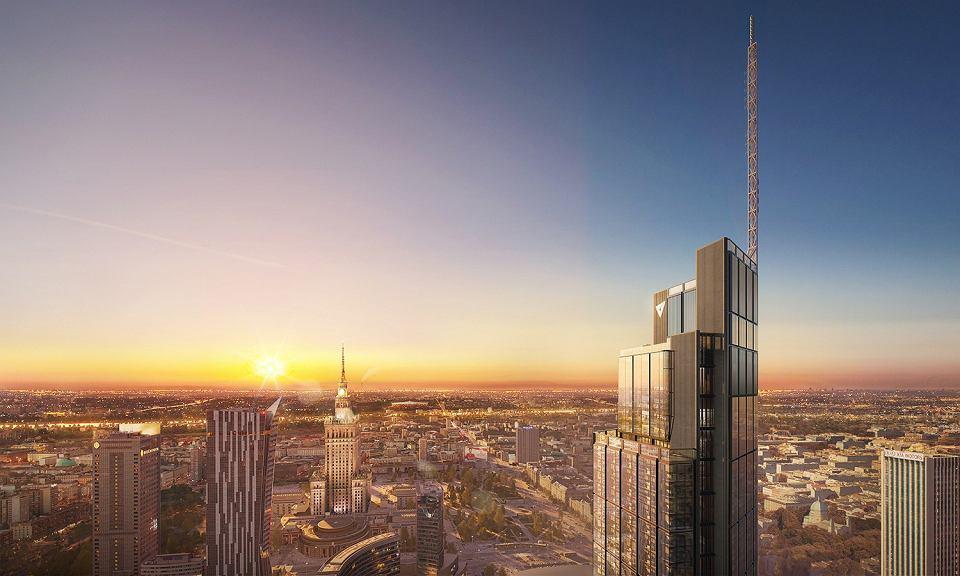 Najwyższy budynek w Polsce