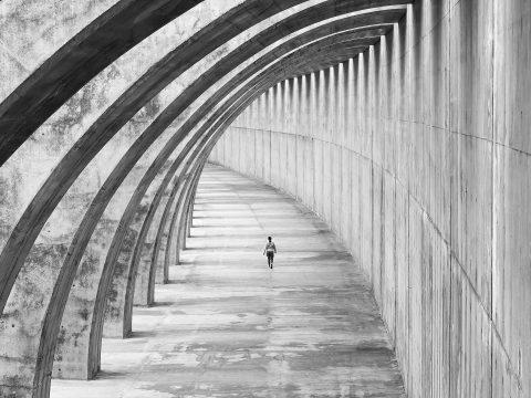 komfort, przestrzeń i architektura na człowieka
