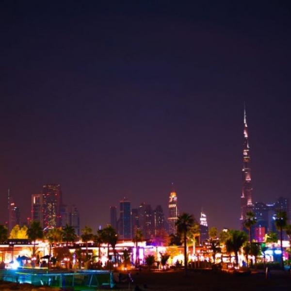burj khalifa - najwyższy budynek świata