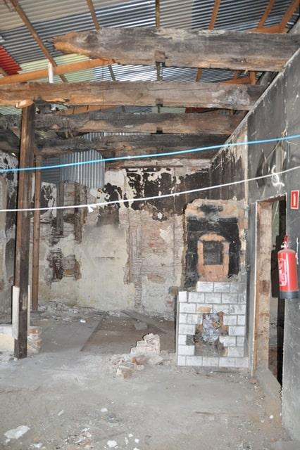 pałac (pocztowy) saski w kutnie - stan zachowania
