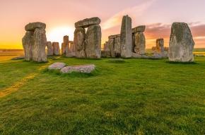 jak zbudowano stonehenge - ciekawostki
