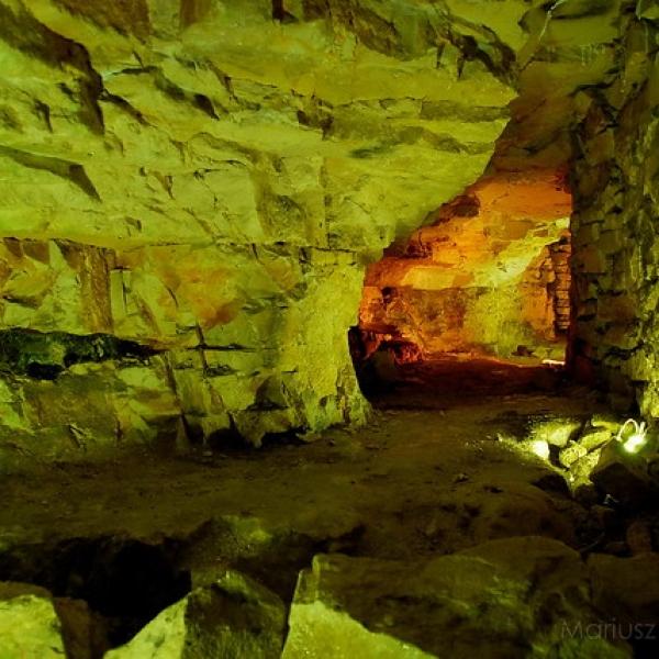 wyrobiska w kopalniach w Krzemionkach Świętokrzyskich na liście UNESCO