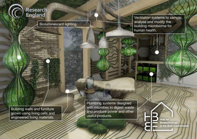 To co więcej niż dom ekologiczny i pasywny. To dom, który żyje!