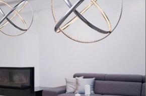 designerskie oświetlenie we wnętrzach