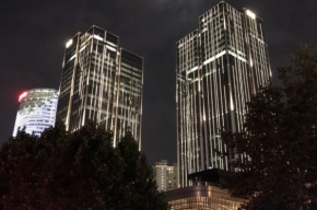 oświetlenie w miastach przyszłości - smart city