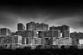 Condohotel Interlace w Singapurze