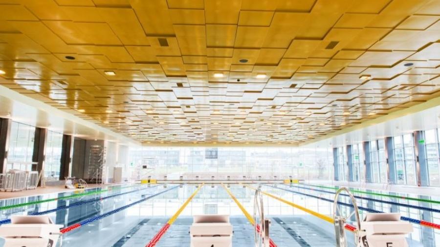 K+L Architekten, Usten basen złoty