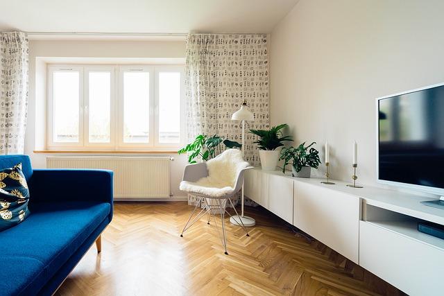 Jak samodzielnie urządzić mały salon na przykład w bloku?!