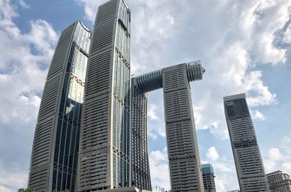 Raffles City Chongqing Crystal Tower