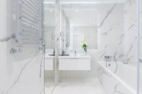 inspiracje i materiały w aranżacji łazienki