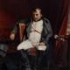 Obraz Napoleon Bonaparte - buty sprzedane