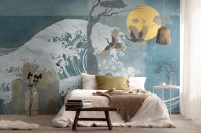 aranżacje ścian - tapety ciekawe i eleganckie