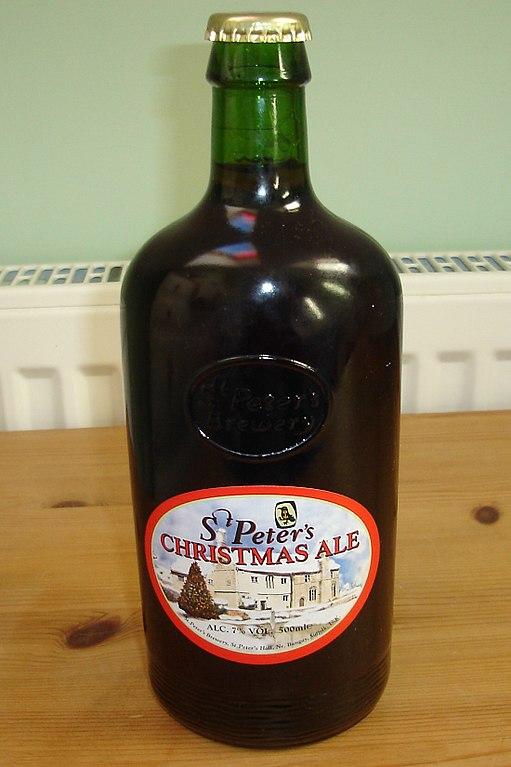 świąteczne piwo - christmas ale