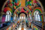 kościół skatepark okuda san miguel
