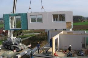 prefabrykowane domy z keramzytobetonu