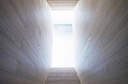 VILLA CRISS CROSS OFIS Arhitekti - lublana - żelbet i drewno
