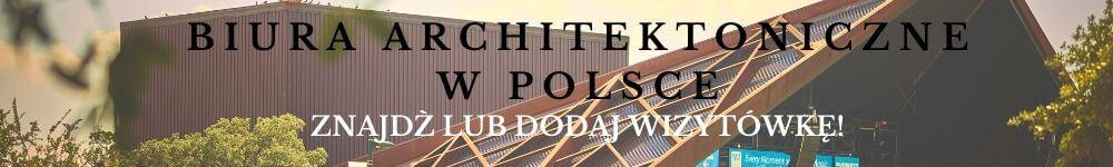 ARCHITEKCI W POLSCE