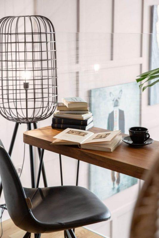 organizacja biura w domu - praca zdalna - homeoffice