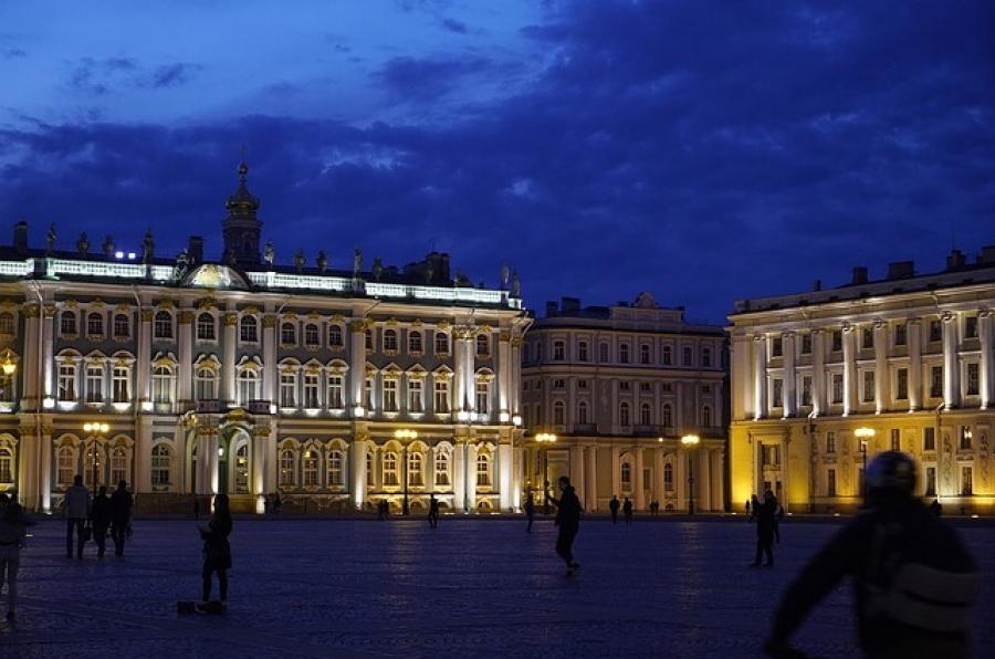 Ermitaż Sankt Petersburg
