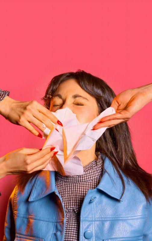 alergik w domu