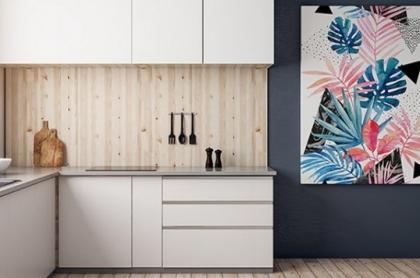 Abstrakcyjne obrazy do kuchni i salonu