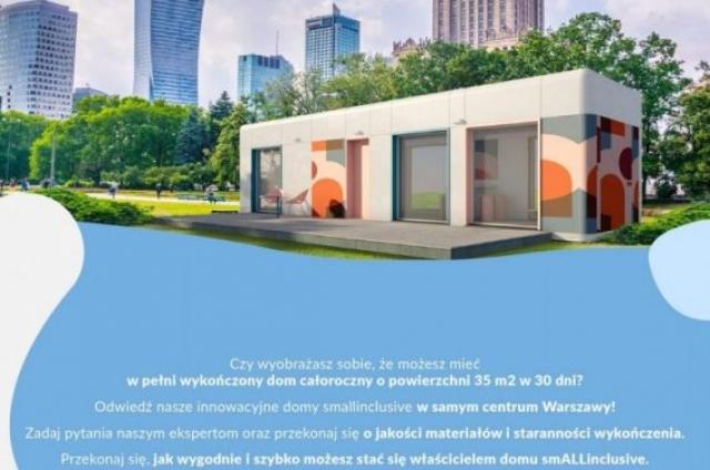 domy pokazowe bez pozwolenia 35 m2