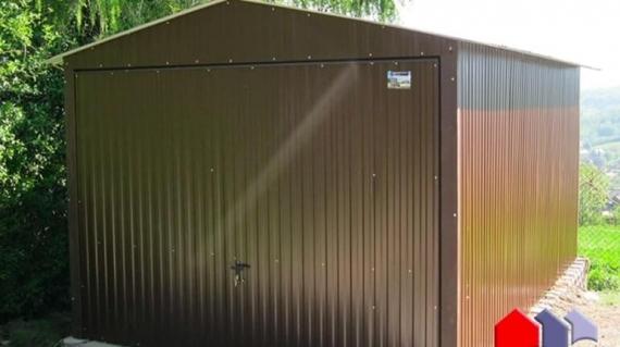 budowa blaszaka garaż przepisy