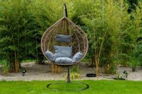fotel ogrodowy wiszący