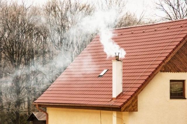 smog w domu