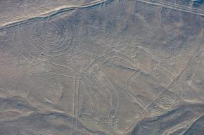linie, rysunki z Nazca