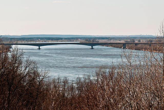 najdłuższy most w Polsce