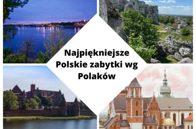 Najpiękniejsze Polskie zabytki (1)