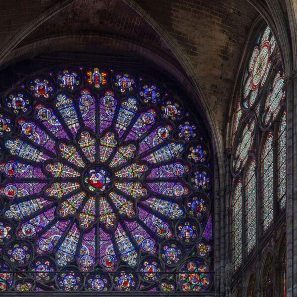 bazylika św Dionizego - Saint Denis