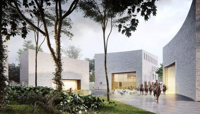 Muzeum Powstania Wielkopolskigo w Poznaniu - zewnątrz
