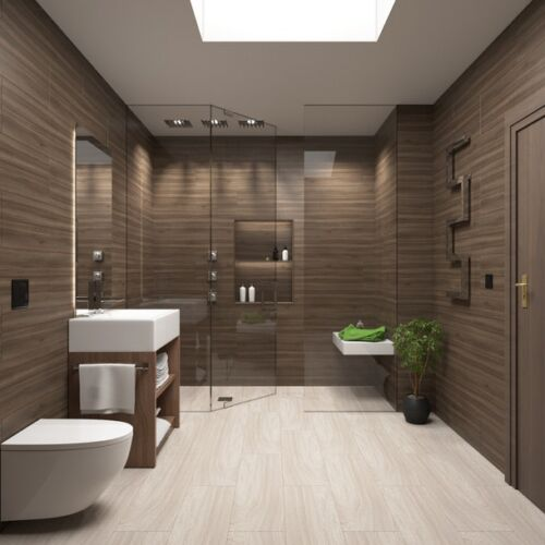 projekt łazienki - pomysły i inspiracje