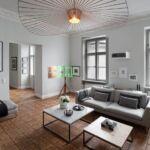 Apartament na Wilczej w Warszawie, fot. Hanna Dlugosz,