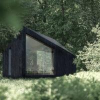 małe domy modułowe